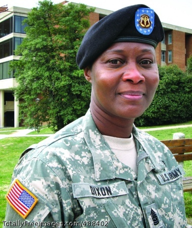 MEDCOM's Top NCO CSM Althea Green Dixon became the top noncommissioned officer of Medical Command, after serving as the command sergeant major of North Atlantic Regional Medical Command and Walter Reed Army Medical Center. Photo Credit: Jan 25, 2008