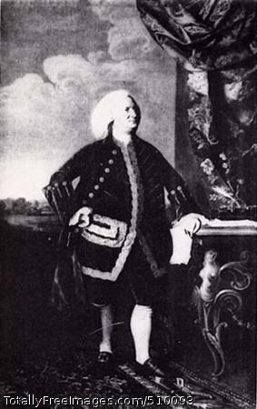 Jeremiah Lee Artist: Copley, John Singleton, 1738-1815, painter. Medium: Oil on bed ticking. Smithsonian Control Number: IAP 06910036