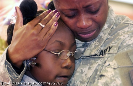 Family concerns are Deployments can be stressful for entire military Families. Preplanning goes a long way in handling many concerns. Photo Credit: Jul 30, 2007