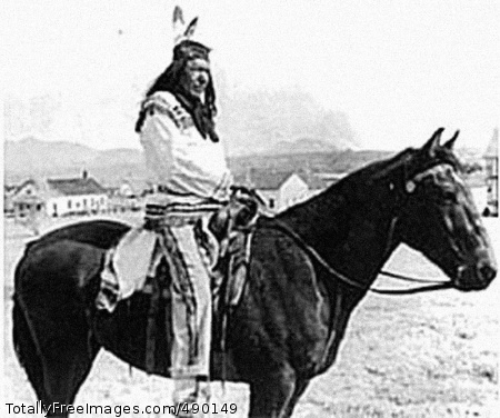 Apache Scout Kessay Apache Scout Kessay mounted on the parade field, in the early 1940s.' Photo Credit: Nov 1, 2007