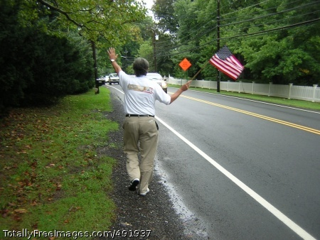 Walk a Mile Photo Credit: Aug 23, 2007