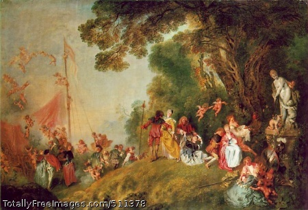 Pilgrimage to Cythera