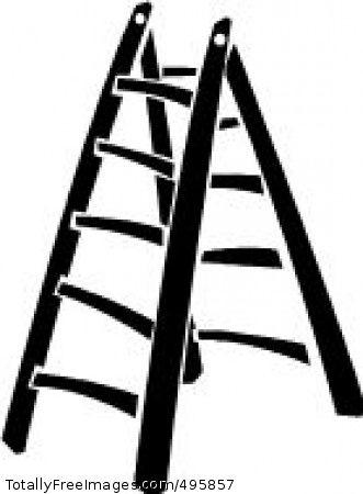 Don't Get Sooner or later your decorating activities will have you perched on a ladder challenging the law of gravity.  Because that's one law that is regularly enforced, holiday activities can lead to disaster if not done cautiously. Photo Credit: Dec 6, 2006