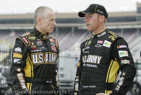Unusual Regan Smith will make his Nextel Cup debut in Sunday's Food City 500 at Bristol Motor Speedway. 