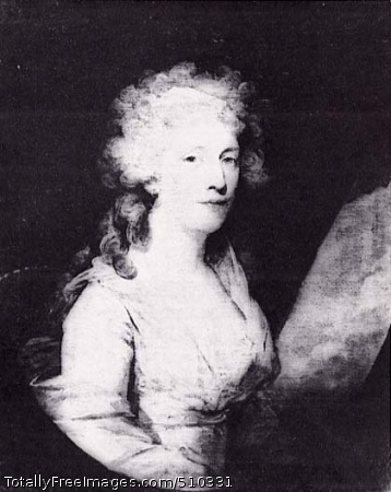 Mrs. Joseph Anthony, Jr. (Henrietta Hillegas) (1766-1812) Artist: Stuart, Gilbert, 1755-1828, painter. Medium: Oil on canvas. Smithsonian Control Number: IAP 36120069