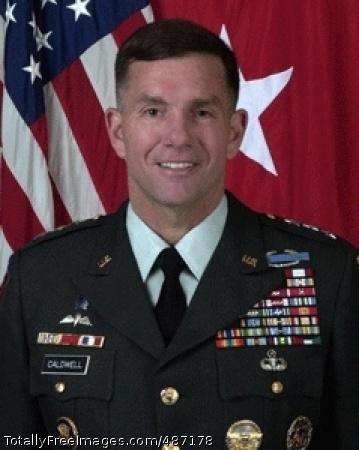 LTG Caldwell Lt. Gen. William B. Caldwell IV.  Photo Credit: Apr 3, 2008