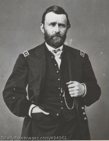 Ulysses S. Grant Civil War-era U.S. Army General-in-Chief, General Ulysses S. Grant. Photo Credit: Apr 8, 2007