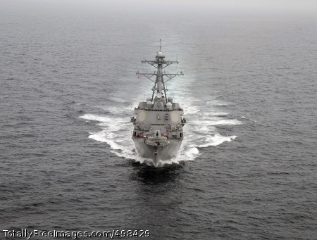 110629-N-XZ912-083 ATLANTIC OCEAN (June 29, 2011) The guided-missile destroyer USS James E. Williams (DDG 95) participates in maneuvering exercises during FRUKUS 2011. FRUKUS is an invitational exercise intended to enhance communication and interoperability between the navies of France, Russia, the United Kingdom and the United States. (U.S. Navy photo by Mass Communication Specialist 1st Class Christopher B. Stoltz/Released)
