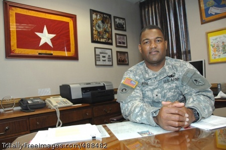 Cross Named 50th Brig. Gen. Jesse R. Cross, Fort Lee Quartermaster Center and School and commanding general became the 50th quartermaster general in November 2007. Photo Credit: Jan 23, 2008