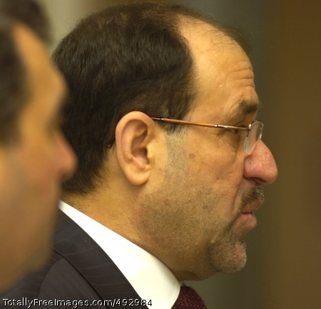 Officials Urge Calm Iraqi Prime Minister Nouri al-Maliki urges Iraqis to remain calm and allow the legitimate Iraqi security forces to respond. Photo Credit: Jun 14, 2007
