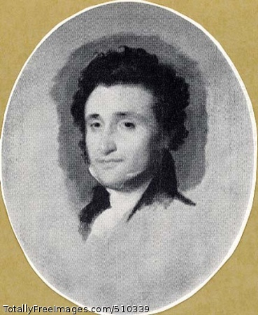 Jared Sparks Unfinished portrait bust of Jared Sparks (1789-1866). Artist: Stuart, Gilbert, 1755-1828, painter. Medium: Oil on canvas. Smithsonian Control Number: IAP 07130159