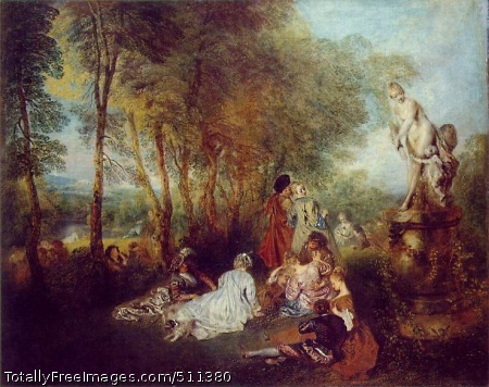Plaisirs d'amour (The Pleasures of Love)