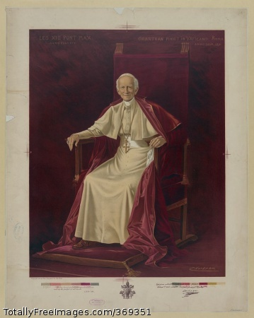 Leo XIII Pont Max. 